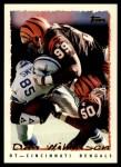 1995 Topps #299  Dan Wilkinson  Front Thumbnail