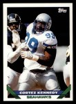 1993 Topps #205  Cortez Kennedy  Front Thumbnail