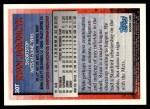 1995 Topps Traded #30 T Ryan Jaroncyk  Back Thumbnail