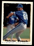 1995 Topps Traded #104 T Melvin Bunch  Front Thumbnail
