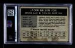 1954 Wilson Franks  Nellie Fox  Back Thumbnail
