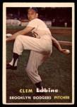 1957 Topps #53  Clem Labine  Front Thumbnail
