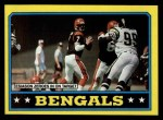 1986 Topps #254   -  James Brooks / Cris Collinsworth / James Griffin / Eddie Edwards / Tim Krumrie Bengals Leaders Front Thumbnail