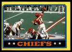 1986 Topps #303   -  Herman Heard / Carlos Carson / Albert Lewis / Bill Maas / Deron Cherry Chiefs Leaders Front Thumbnail