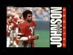 1985 Topps #16  Kenny Johnson  Front Thumbnail