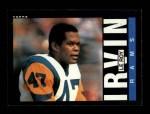 1985 Topps #82  LeRoy Irvin  Front Thumbnail
