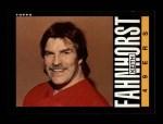 1985 Topps #154  Keith Fahnhorst  Front Thumbnail