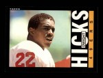 1985 Topps #155  Dwight Hicks  Front Thumbnail