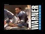 1985 Topps #392  Curt Warner  Front Thumbnail