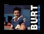 1985 Topps #112  Jim Burt  Front Thumbnail