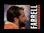 1985 Topps #170  Sean Farrell  Front Thumbnail