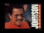 1985 Topps #242  Butch Johnson  Front Thumbnail