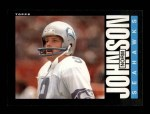 1985 Topps #387  Norm Johnson  Front Thumbnail