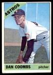 1966 Topps #414  Dan Coombs  Front Thumbnail