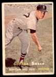 1957 Topps #229  George Susce  Front Thumbnail