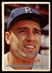 1957 Topps #319  Gino Cimoli  Front Thumbnail