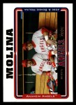 2005 Topps #101  Jose / Bengie Molina  Front Thumbnail