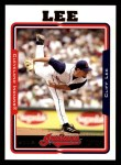 2005 Topps #183  Cliff Lee  Front Thumbnail