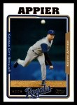 2005 Topps #414  Kevin Appier  Front Thumbnail