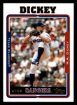 2005 Topps #489  R.A. Dickey  Front Thumbnail