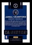 2017 Donruss #87  Jamal Crawford  Back Thumbnail