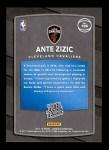 2017 Donruss #186  Ante Zizic  Back Thumbnail