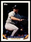 1993 Topps Traded #58 T Mike Hampton  Front Thumbnail