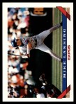 1993 Topps Traded #99 T Mike Lansing  Front Thumbnail