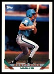 1993 Topps Traded #113 T Scott Pose  Front Thumbnail