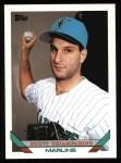 1993 Topps #711  Scott Chiamparino  Front Thumbnail