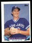 1993 Topps #564  Mike Timlin  Front Thumbnail