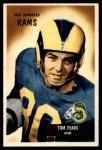 1955 Bowman #43  Tom Fears  Front Thumbnail