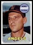 1969 Topps #445  Bobby Knoop  Front Thumbnail