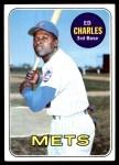 1969 Topps #245  Ed Charles  Front Thumbnail