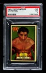 1951 Topps Ringside #36  Vic Toweel  Front Thumbnail