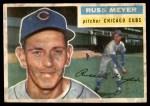 1956 Topps #227  Russ Meyer  Front Thumbnail