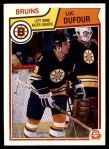 1983 O-Pee-Chee #48  Luc Dufour  Front Thumbnail