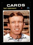 1971 Topps #571  Ted Sizemore  Front Thumbnail