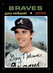 1971 Topps #668  Gary Neibauer  Front Thumbnail