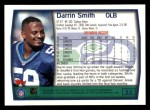 1999 Topps #53  Darrin Smith  Back Thumbnail