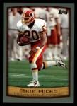 1999 Topps #82  Skip Hicks  Front Thumbnail