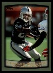 1999 Topps #130  Charles Woodson  Front Thumbnail