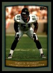 1999 Topps #153  Kevin Hardy  Front Thumbnail