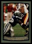 1999 Topps #157  Dexter Coakley  Front Thumbnail