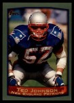 1999 Topps #194  Ted Johnson  Front Thumbnail