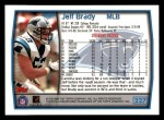 1999 Topps #227  Jeff Brady  Back Thumbnail