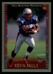 1999 Topps #334  Kevin Faulk  Front Thumbnail