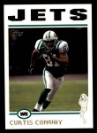 2004 Topps #2  Curtis Conway  Front Thumbnail
