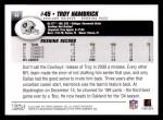 2004 Topps #44  Troy Hambrick  Back Thumbnail