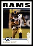 2004 Topps #235  Torry Holt  Front Thumbnail